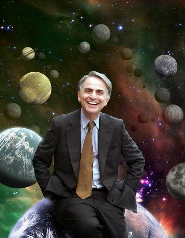 Carl Sagan Astrónomo, astrofísico, cosmólogo, escritor y divulgador científico.