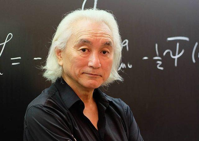 Michio Kaku. Teoría de campo de cuerdas.