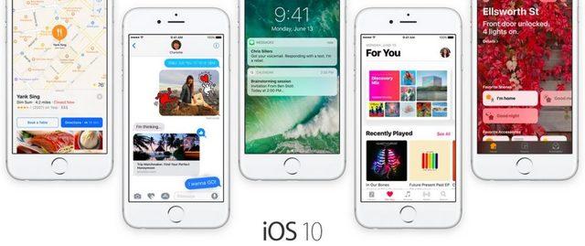 iOS 10: abriendo partes esenciales a los desarrolladores