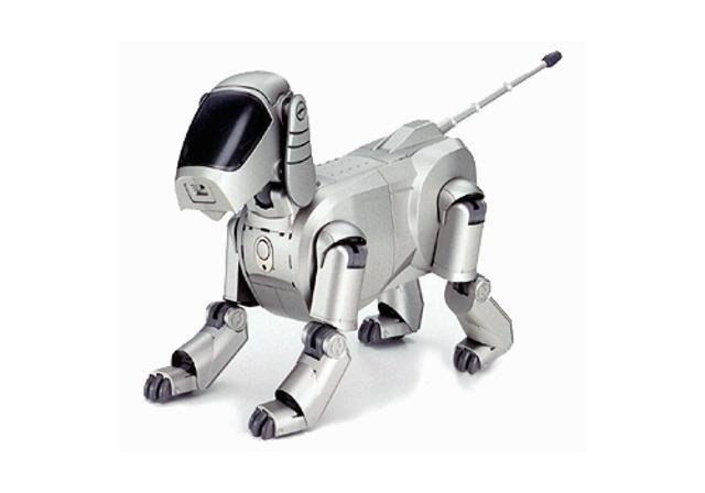 Sony Aibo dog