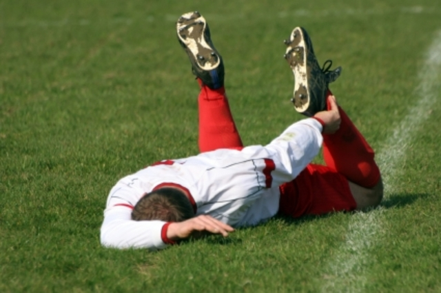 Broke Big Toe/ Stopped Play Soccer