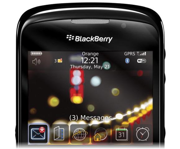 BlackBerry OS 5 La popularización