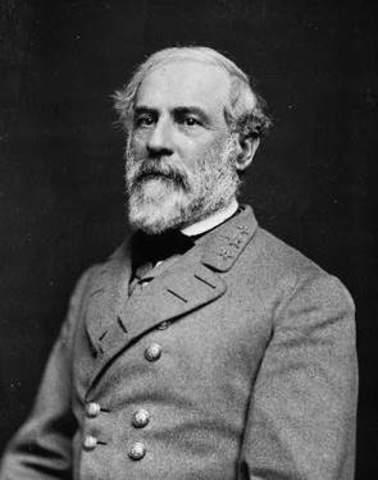 Robert. E Lee declines