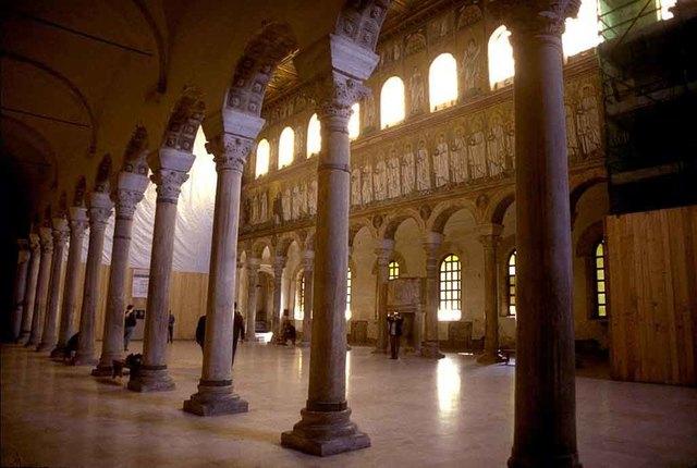 Basílica de San Apolinar Nuevo