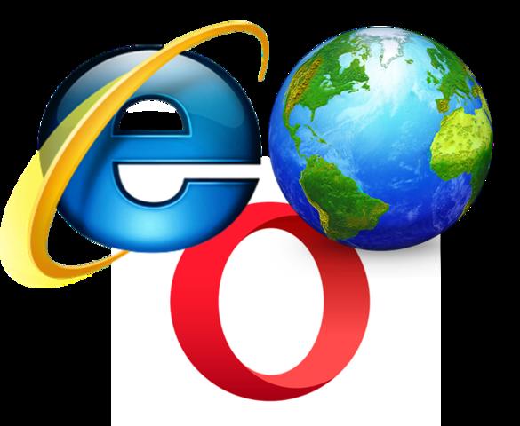 El auge de los navegadores web