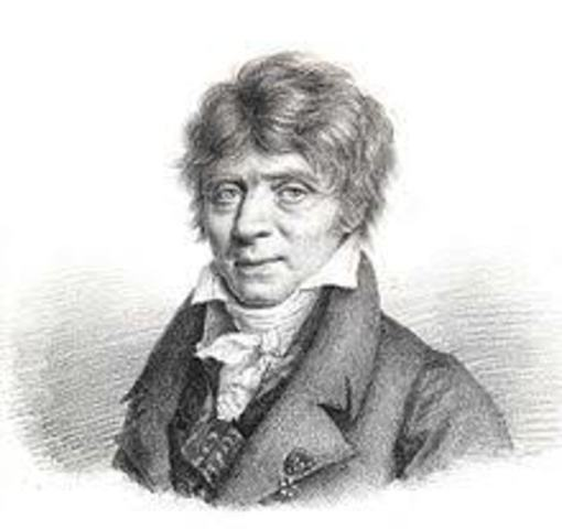 Riche De  Prony  (1755 – 1839)