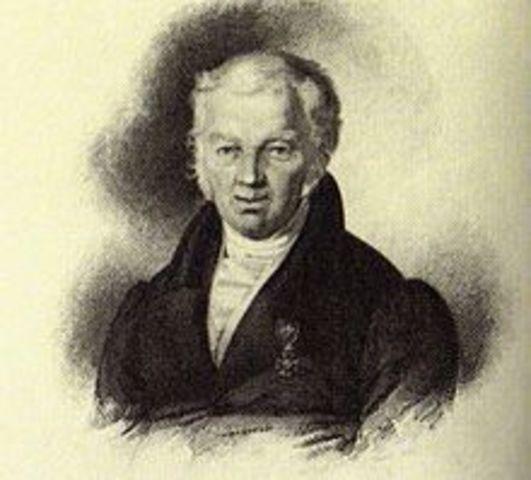 Franz Josef VON Gerstner  (1756 – 1832)