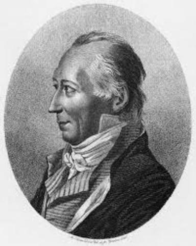 Johann Albert  Eytelwein  (1764 – 1848)