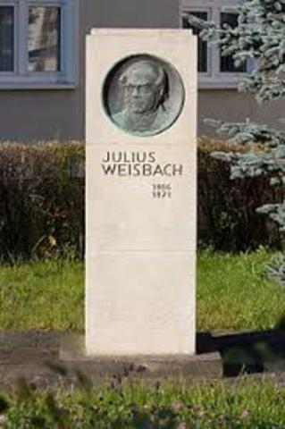 Julius Weisbach (1806-1871)