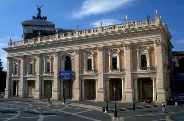 Palacio Nuevo de Roma