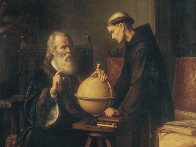 Ultima publicación de Galileo Galilei