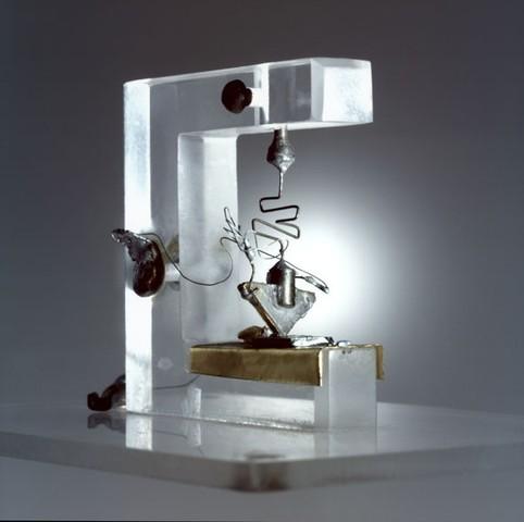 Fabricación del primer transistor