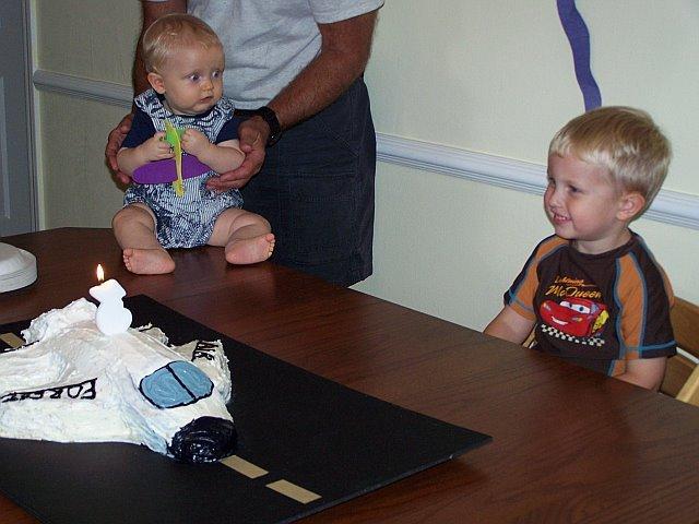 My third birthday!