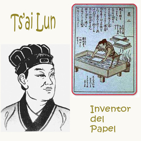 Creacion del papel