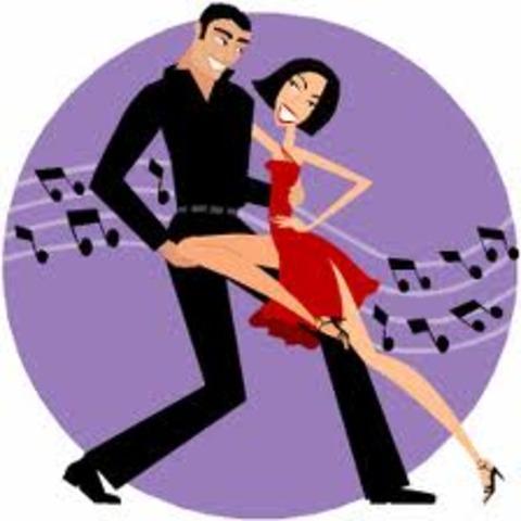 I learned how to dance Salsa