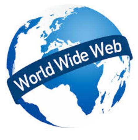 Se lanza la World-Wide Web.