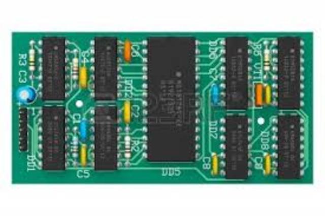 Se comienza a usar la tecnología de silicio en dispositivos de micromáquinas y optoeléctricos.