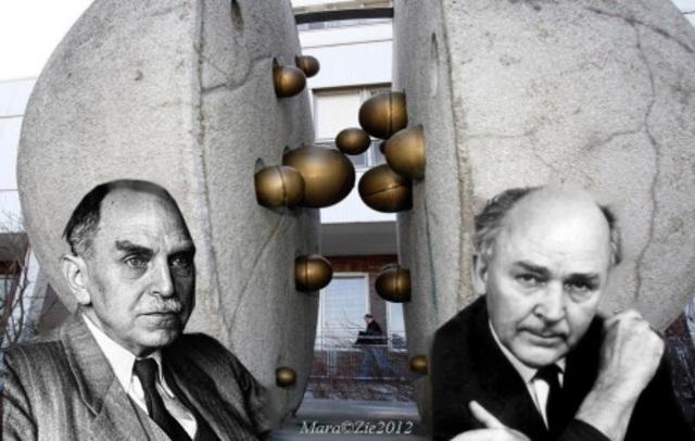 Se observa la fisión nuclear en el uranio