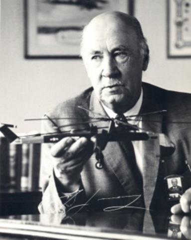 Vuela el primer helicóptero diseñado para la producción en masa