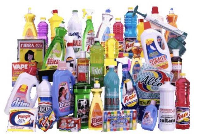 Descubrimiento de los detergentes
