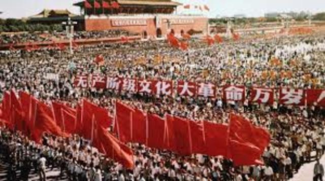 Kulturrevolusjon i Kina