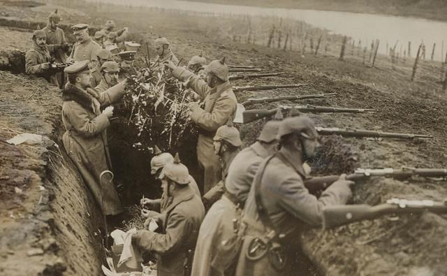 Guerra de Trincheras.
