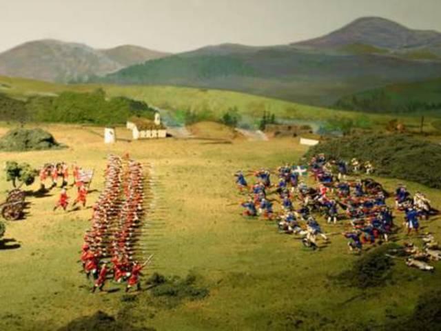 Bataille sur les Plaines D'Abraham