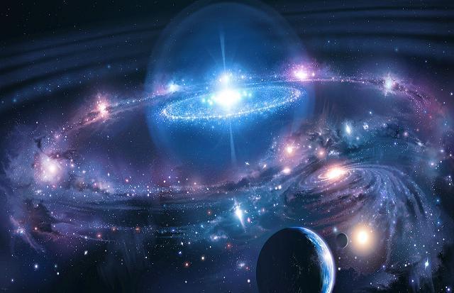 """Georges Lemaitre propone las bases de lo que se convertiría en """"la teoría del Big Bang""""."""