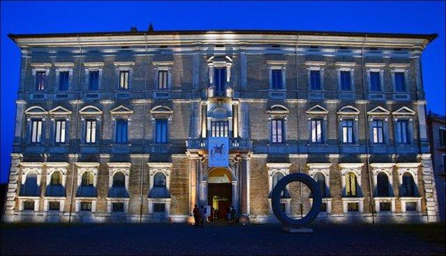 Genzano palazzo Sforza Cesarini