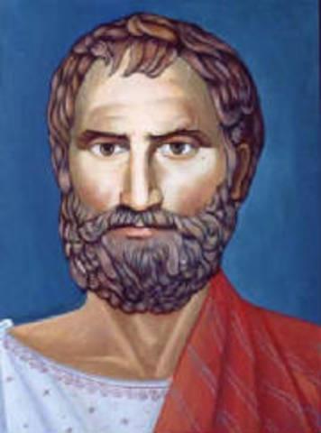 Thales de Mileto (625-546 AC, Grecia)