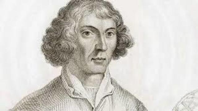 Nicolás Copérnico (1473 a 1543, Polonia)