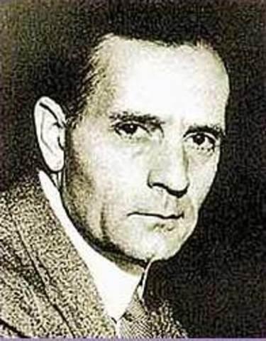 Edwin Powell Hubble (1889- 1953)