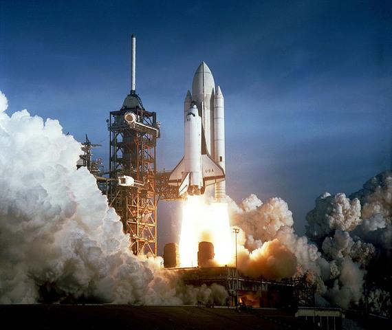 First spaceplane