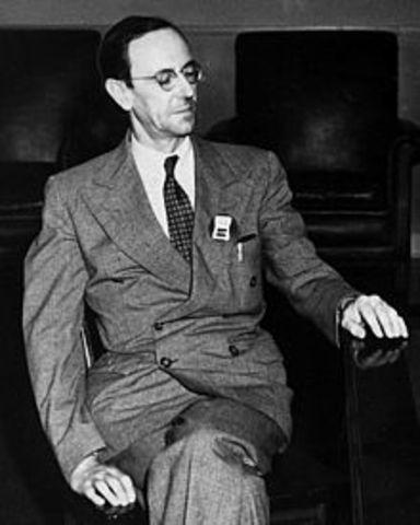 James Chadwick ( 1891 –  1974)