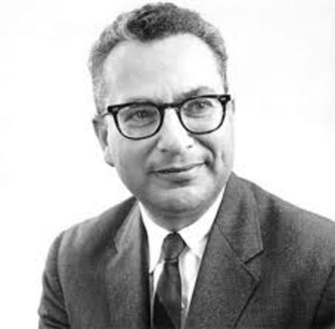 Murray Gell Mann (Nueva York, 15 de septiembre de 1929)