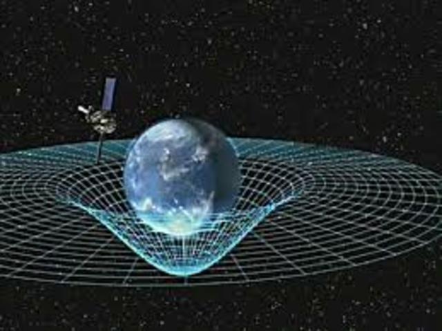 La teoría de la relatividad redefine el tiempo y el espacio.