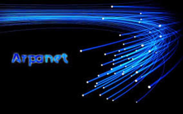 1969 – ARPANET