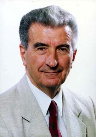Kiro Gligorov is elected president