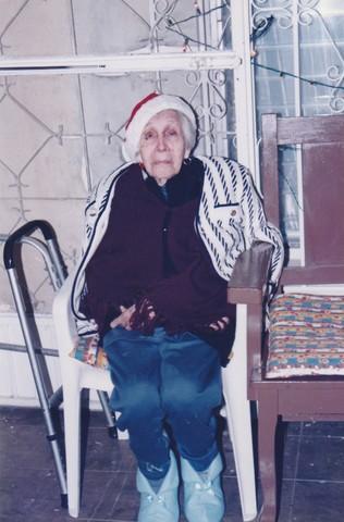 Fallecimiento Bisabuela Chayo