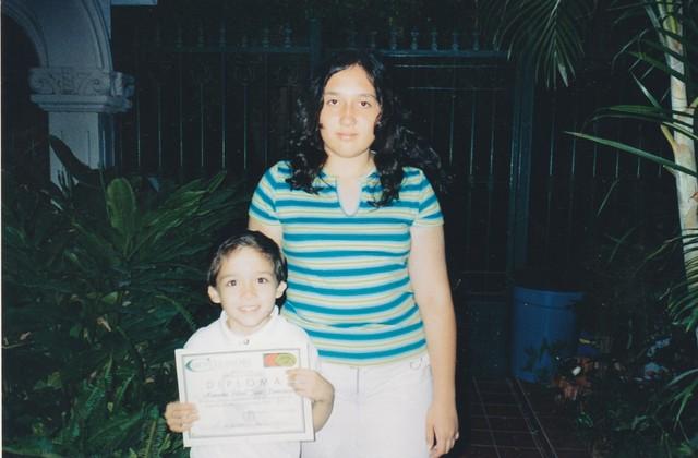 Graduación Kinder Juan Francisco