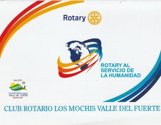 Invitación Cambio Mesa Directiva Club Rotario Valle Del Fuerte