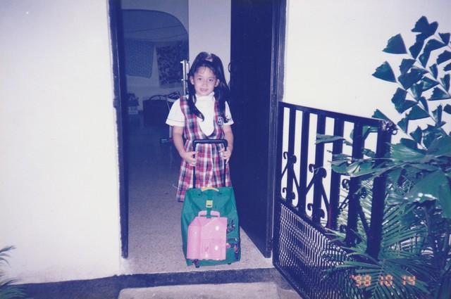 Primer día primaria