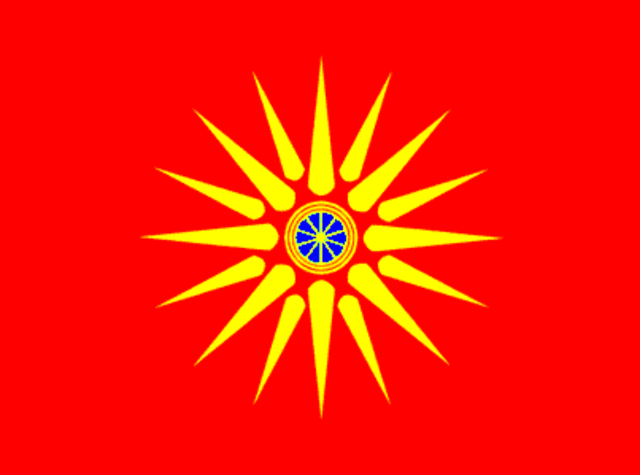 Voters favor the seperation of the Macedonian state