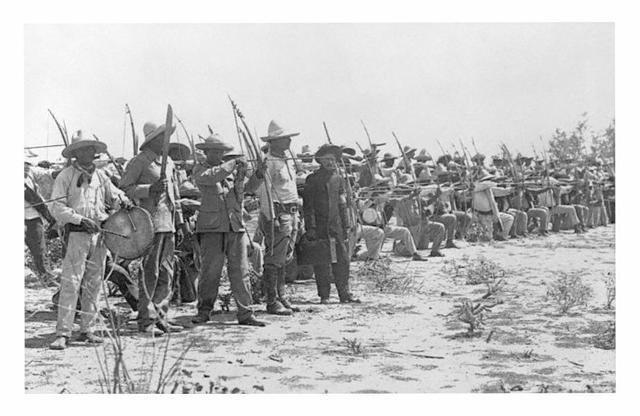Estalla la rebelión de Pascual Orozco contra el régimen de Madero.