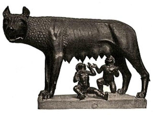 FUNDACIÓN DE LA CIUDAD DE ROMA