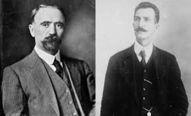 Gustavo Madero es asesinado. Madero y Pino Suárez renuncian a la presidencia y vicepresidencia del país.