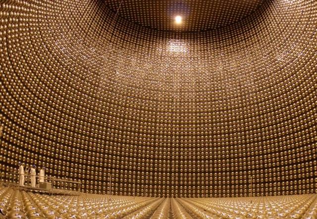 Neutrinos y rayos gamma