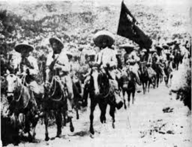 A pesar de las diferencias entre Villa y Carranza, dentro del Ejército Constitucionalista, la División del Norte toma Zacatecas.