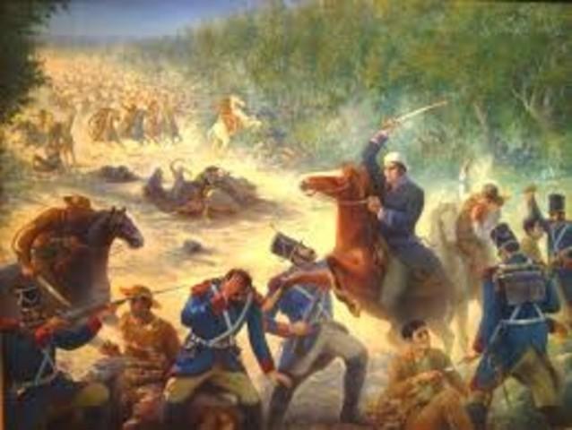 Morelos toma Tixtla donde se le une Vicente Guerrero.