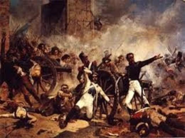 Enfrentamiento en Azcapotzalco, es la última acción de armas en la guerra de independencia